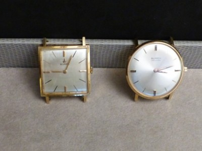 AUDEMARS-PIGUET Montre or et acier dame Quartz. Prix demandé: 1 200 euros.